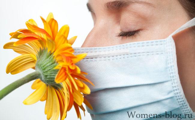 Аллергия: основные места локализации