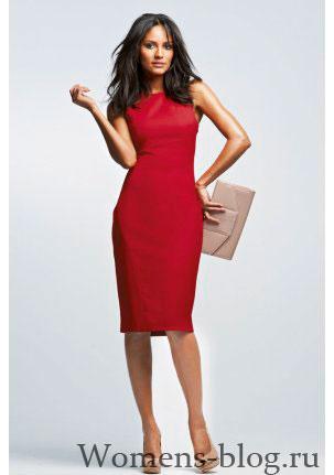 413f1ed9f24 Красный цвет в одежде - как правильно сочетать