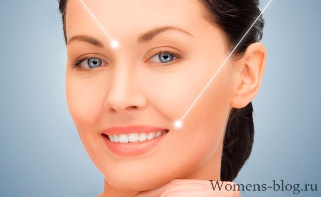 лазерное омоложение лица для мужчин