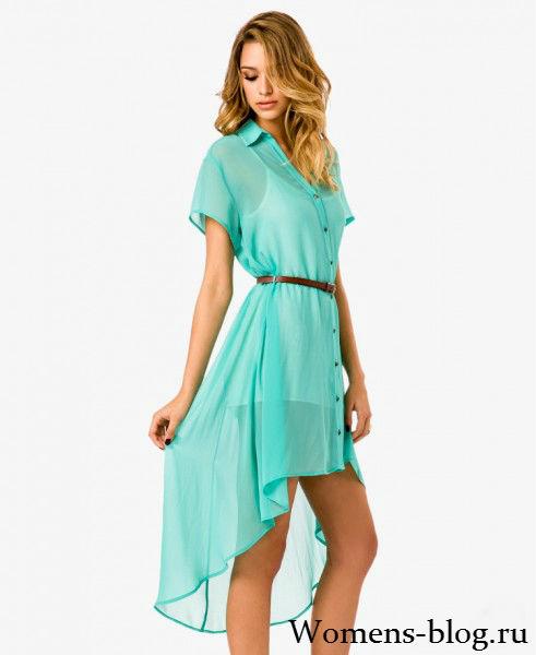 как одеваться худым девушкам летом