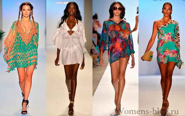 Мода 2015 туники