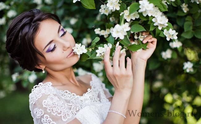 Макияж на свадьбу для свекрови