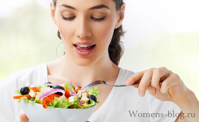 главные принципы правильного питания чтобы похудеть